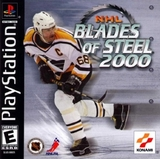 NHL Blades of Steel 2000 (PlayStation)
