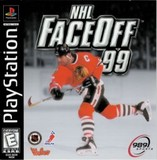 NHL Face Off 99 (PlayStation)