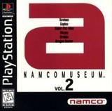 Namco Museum Vol. 2 (PlayStation)