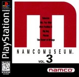 Namco Museum Vol. 3 (PlayStation)