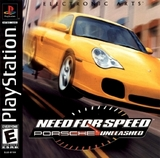 Need for Speed: Porsche Unleashed (PlayStation)
