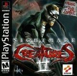 Nightmare Creatures II (PlayStation)