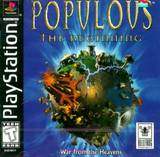 Populous: The Beginning (PlayStation)