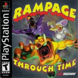Rampage Through Time (PlayStation)