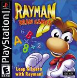Rayman: Brain Games (PlayStation)