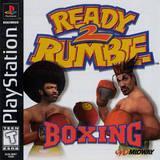 Ready 2 Rumble Boxing (PlayStation)