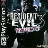 Resident Evil 3: Nemesis (PlayStation)