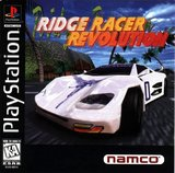 Ridge Racer Revolution (PlayStation)