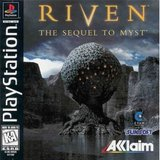 Riven: The Sequel to Myst (PlayStation)