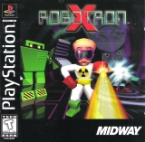 Robotron X (PlayStation)