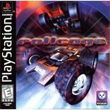 Rollcage (PlayStation)