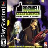 Roswell Conspiracies: Aliens, Myths & Legends (PlayStation)