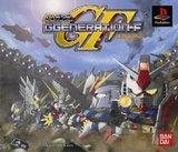 SD Gundam: G Generation-F (PlayStation)