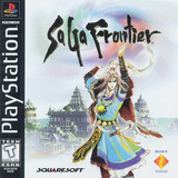 SaGa Frontier (PlayStation)