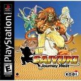 Saiyuki: Journey West (PlayStation)