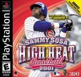 Sammy Sosa High Heat Baseball 2001 (PlayStation)