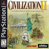 Sid Meier's Civilization II (PlayStation)
