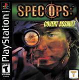 Spec Ops: Covert Assault (PlayStation)