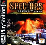 Spec Ops: Ranger Elite (PlayStation)