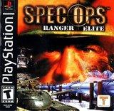 Spec Ops: Ranger Elite (PlayStation)