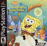 SpongeBob SquarePants: Supersponge (PlayStation)