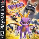 Spyro: Year of the Dragon (PlayStation)