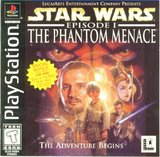 Star Wars Episode I: The Phantom Menace (PlayStation)