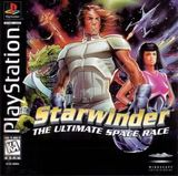 Starwinder: The Ultimate Space Race (PlayStation)