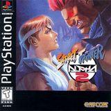 Street Fighter Alpha 2 (PlayStation)