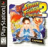 Street Fighter Collection 2 (PlayStation)