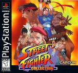 Street Fighter Collection (PlayStation)
