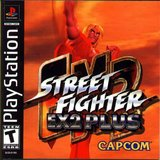 Street Fighter EX2 Plus (PlayStation)