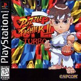 Super Puzzle Fighter II Turbo (PlayStation)