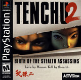 Tenchu 2: Birth of the Stealth Assassins (PlayStation)