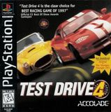 Test Drive 4 (PlayStation)
