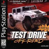 Test Drive: Off Road (PlayStation)
