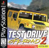 Test Drive: Off-Road 2 (PlayStation)