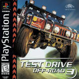 Test Drive: Off-Road 3 (PlayStation)