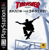 Thrasher Presents: Skate and Destroy (PlayStation)