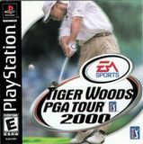 Tiger Woods PGA Tour 2000 (PlayStation)