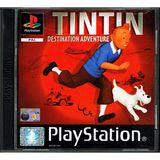 Tintin: Destination Adventure (PlayStation)