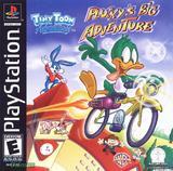 Tiny Toon Adventures: Plucky's Big Adventure (PlayStation)