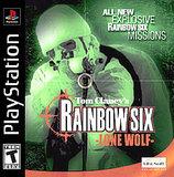 Tom Clancy's Rainbow Six: Lone Wolf (PlayStation)