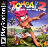 Tomba! 2: The Evil Swine Return (PlayStation)