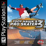 Tony Hawk's Pro Skater 3 (PlayStation)