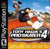 Tony Hawk's Pro Skater 4 (PlayStation)