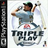 Triple Play Baseball (PlayStation)