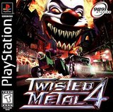 Twisted Metal 4 (PlayStation)