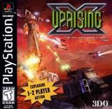 Uprising X (PlayStation)