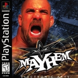 WCW Mayhem (PlayStation)